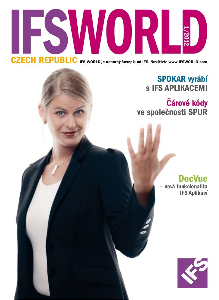 IFS World 2012/1