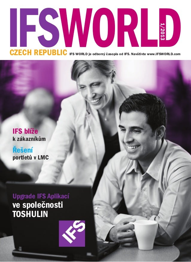 IFS World 2013/1
