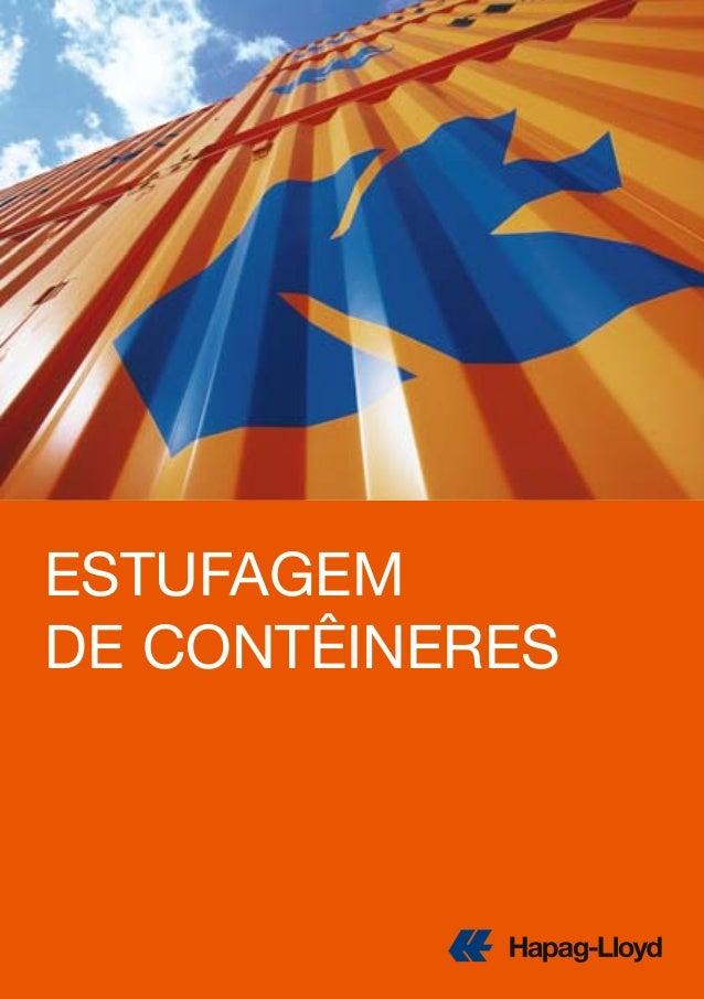 ESTUFAGEM DE CONTÊINERES©GroupCommunication07/2008 42106_1_BR_Contain_Titel_p.qxd 08.07.2008 12:52 Uhr Seite 1