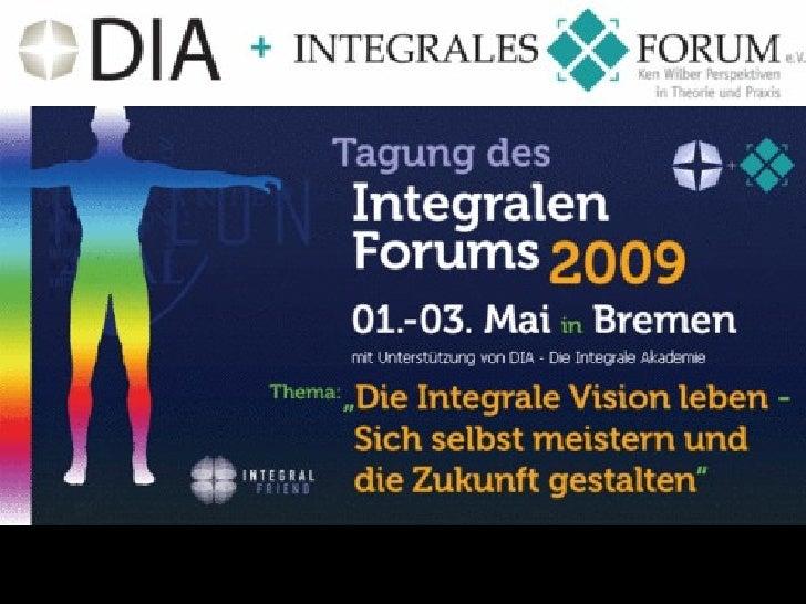 Organisationen innerhalb des Multinexus         IB / IL                                             EIA           Integral...