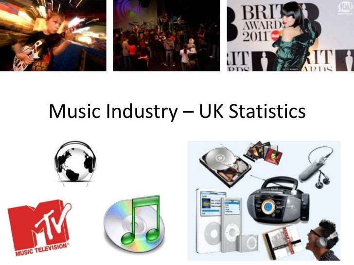 Music Industry – UK Statistics<br />