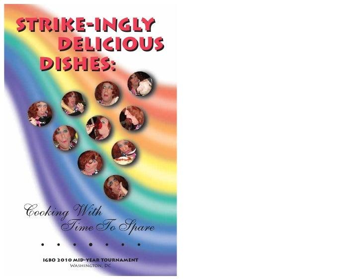 IGBO 2010 Mid-Year Cookbook
