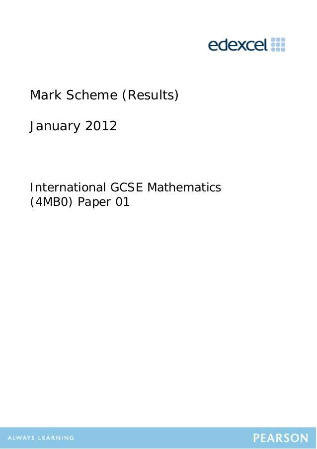 Igcse1.jan12 ms maths b