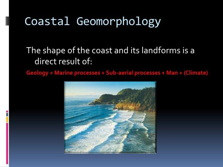 Igcse coastal geomorph