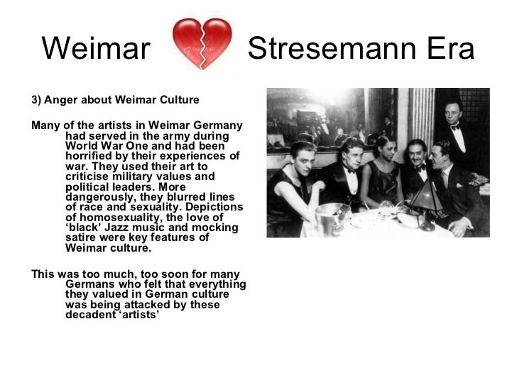 how far did the weimar republic recover under stresemann essay How far did germany recover under stresseman  to work he also  solved many other problems in germany which i will mention further in my essay   lastly i will decide how far stresemann improved the cultural life of germany.
