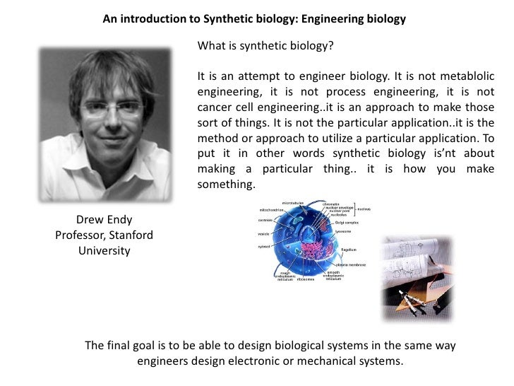 [iGEM] Synthetic Biology [28 10-2011]