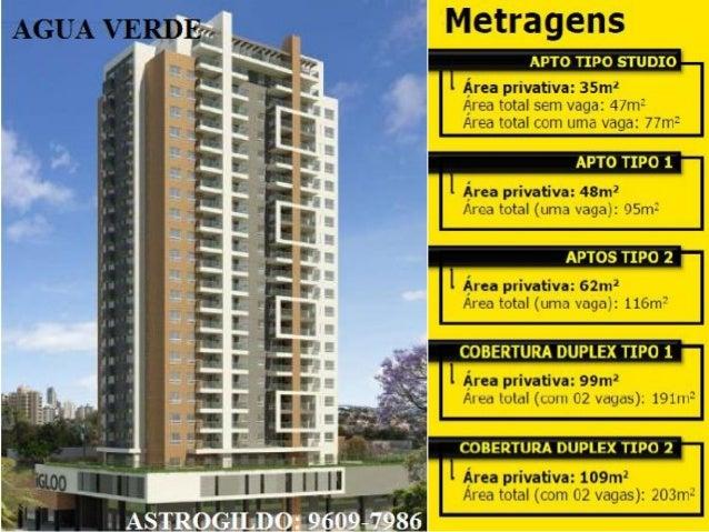 Apartamento AGUA VERDE Igloo