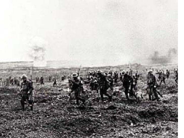 I Guerra Mundial fotos