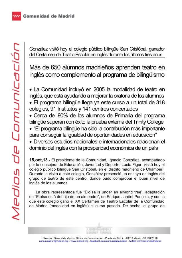 Ignacio gonzalez 15.10.2013