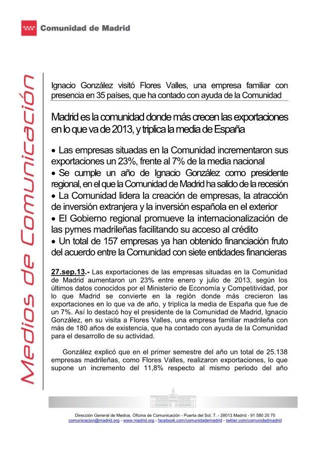 Ignacio gonzalez 27.09.2013