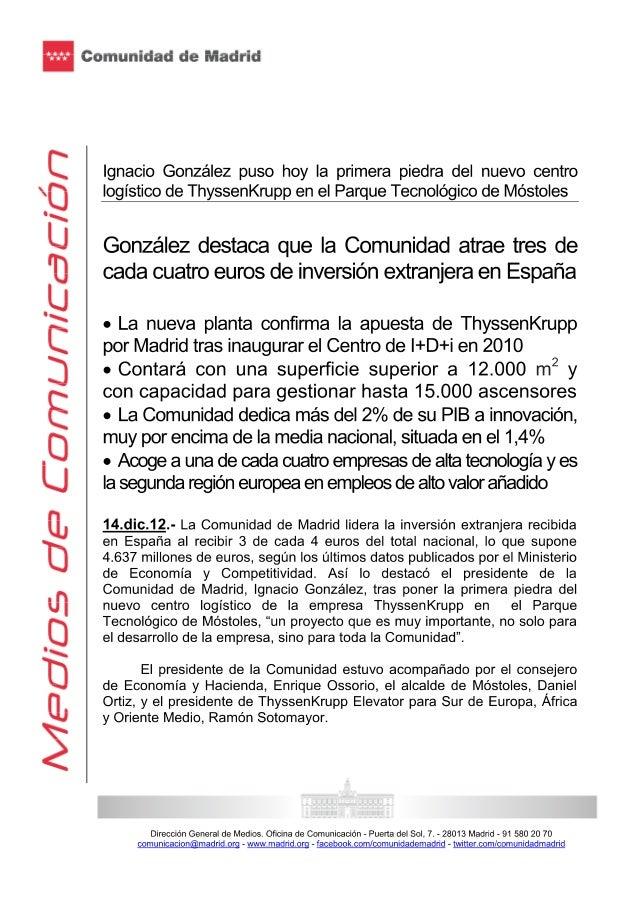 Ignacio gonzález 14.12.12