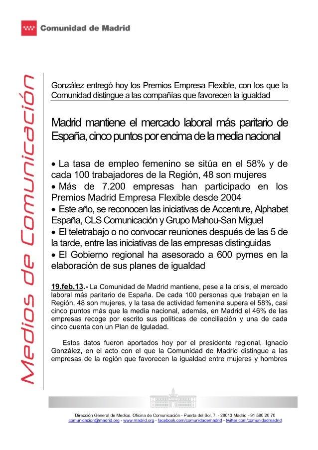 Ignacio gonzález 19.02.2013