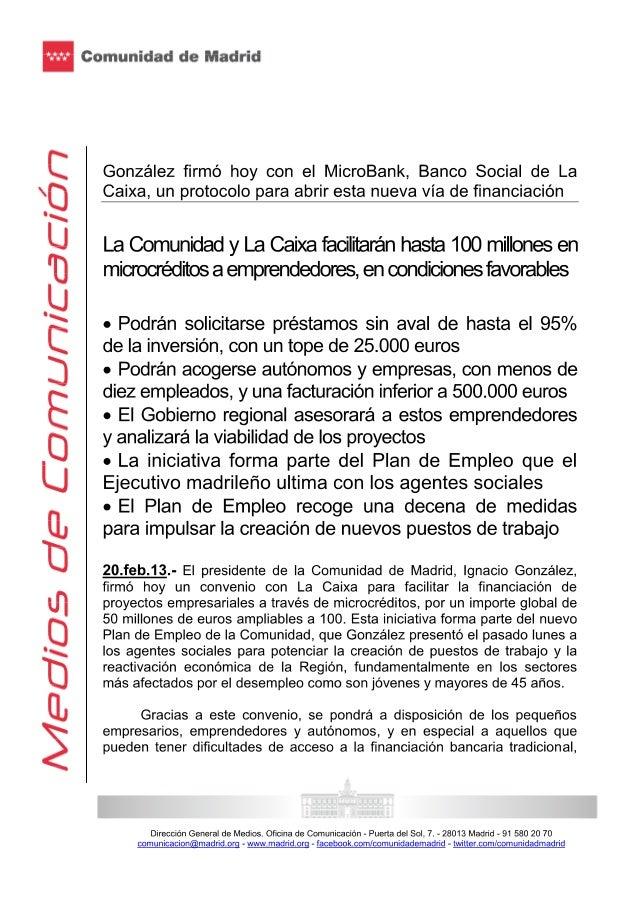 Ignacio gonzález 20.02.2013