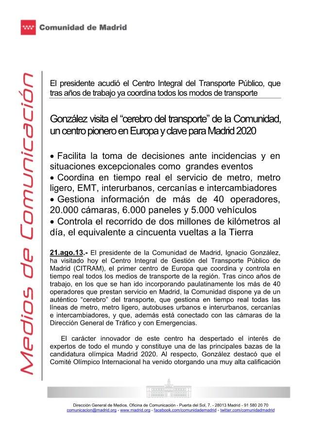 Ignacio gonzález 21.08.2013