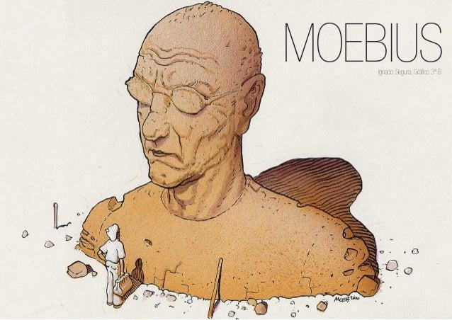 """Jean Giraud, """"Moebius"""""""