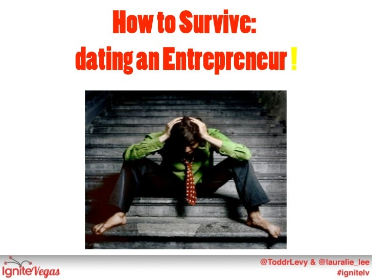 Todd Levy & Lauralie Ezra: How to survive dating an entrepreneur