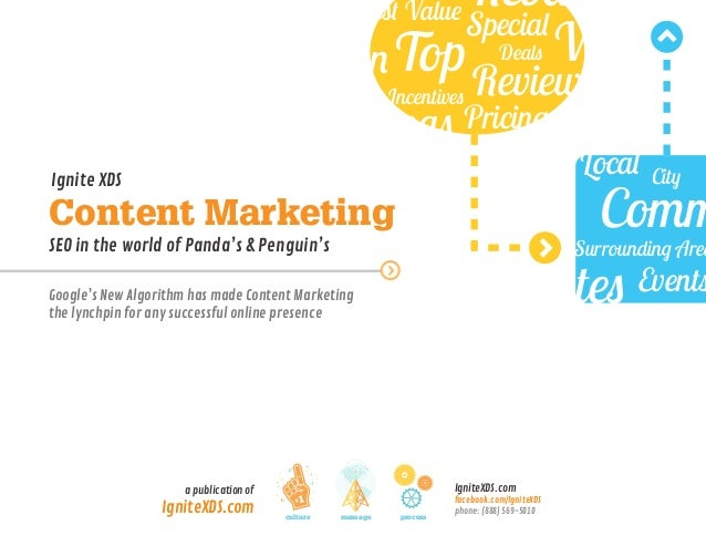 Content Marketing | Ignite XDS