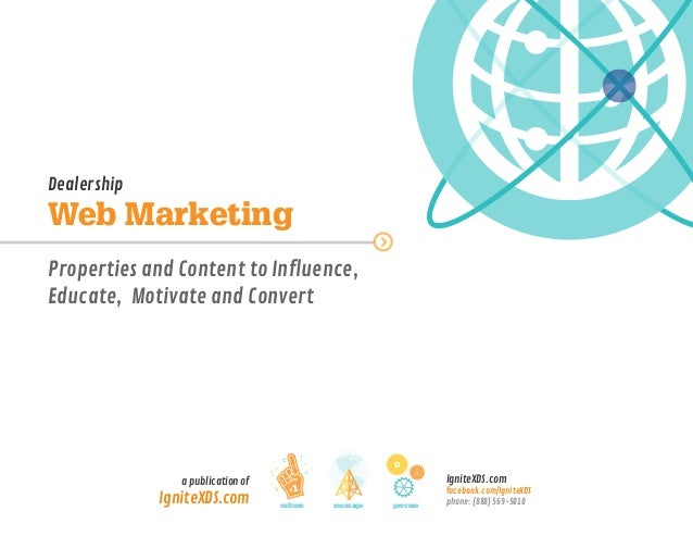 Web Marketing | Ignite XDS