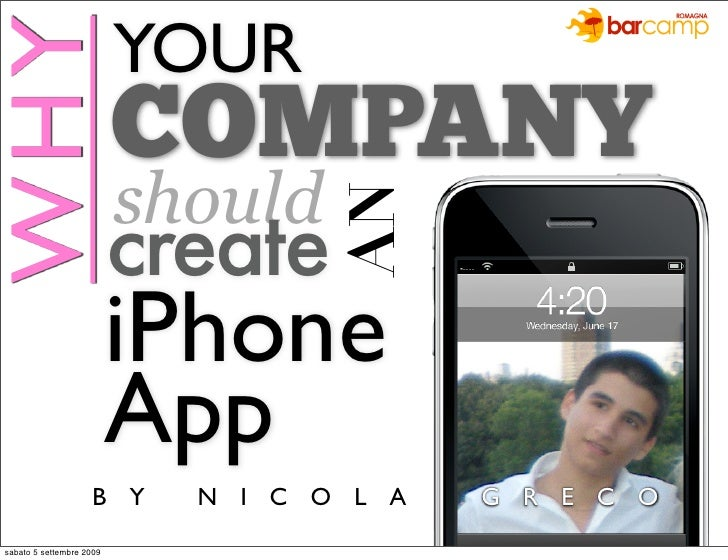WHY                       YOUR                           COMPANY                           should                         ...