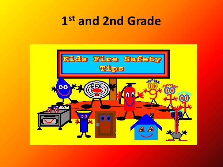 1st and 2nd Grade<br />