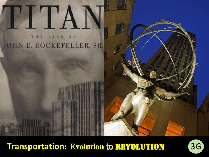 3G<br />Transportation:  Evolution to Revolution<br />
