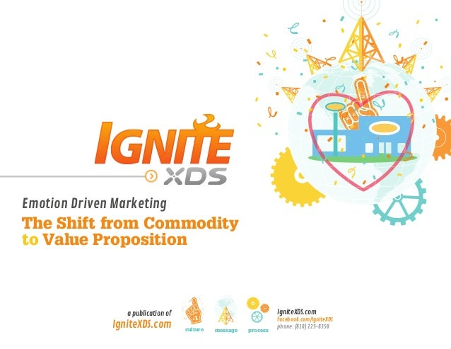 IgniteXDS.comfacebook.com/IgniteXDSphone: (810) 225-8350a publication ofIgniteXDS.comEmotion Driven MarketingThe Shift fro...