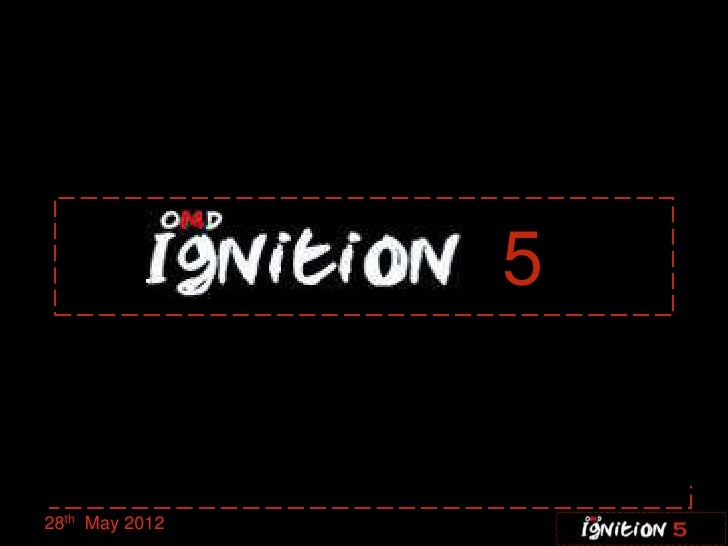 Ignition five 28.05.12
