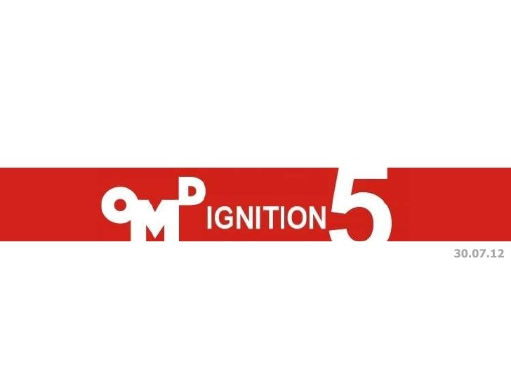 Ignition five 30.07.12