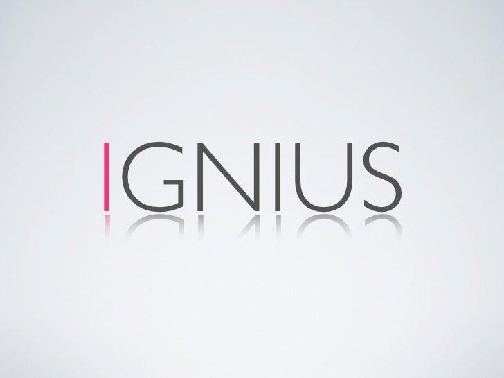 IGNIUS