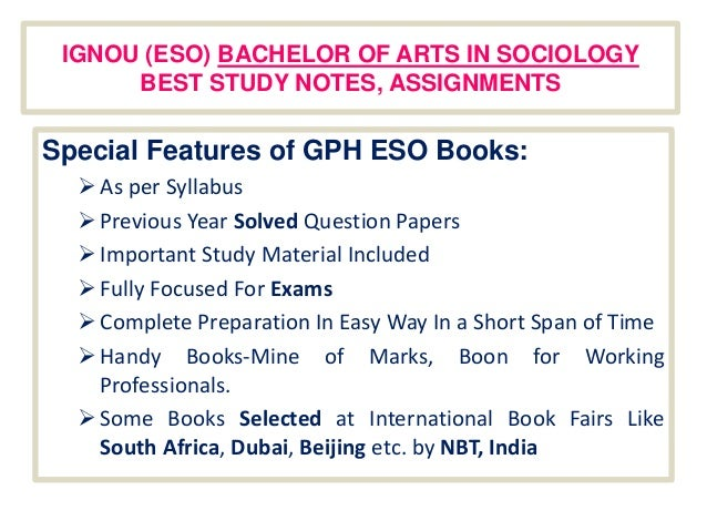 Sociology Help?