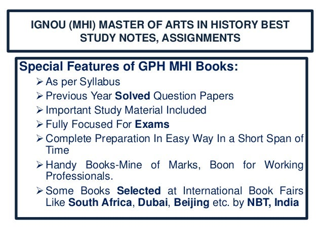 ignou mba term end exam solved papers Ignou mba 1st sem assignments january you have to submit it before due date to appear in term end exam conducted by ignou mba if you have completely solved.