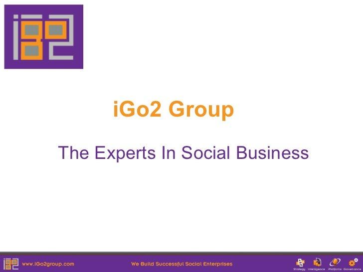 iGo2 Corporate Overview