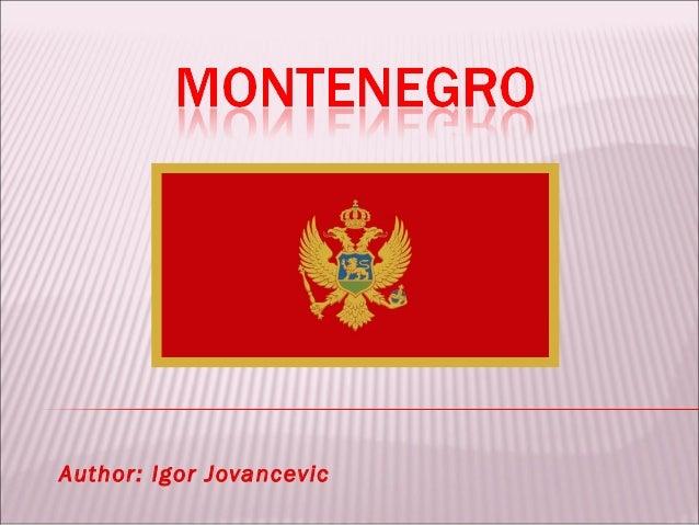 Author: Igor Jovancevic