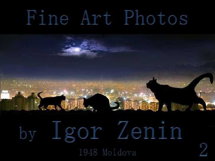FINE ART PHOTOS BY IGOR ZENIN 2