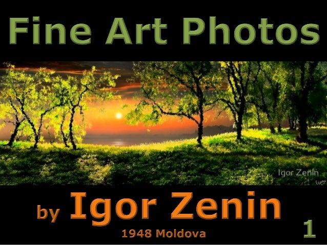 Igor zenin foto