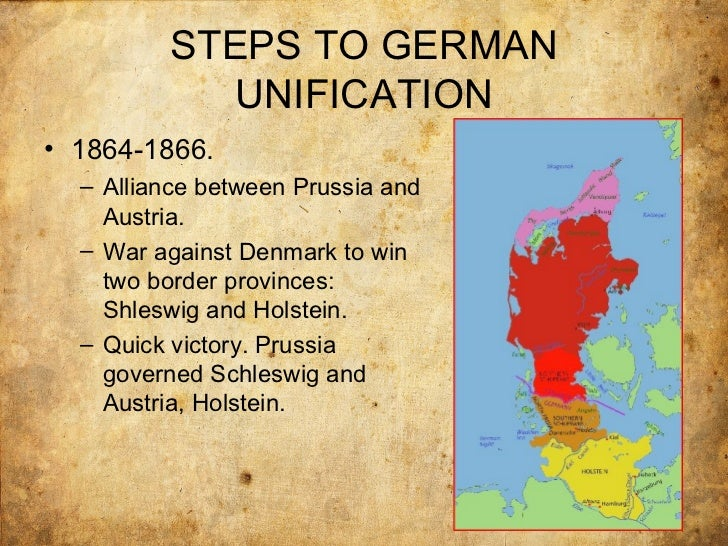 the similarities between the italian and german unification Rather than detecting real differences of position italy and  a kind of common  political passage: a process of unification at the end of the  the state of political  relations between italy and germany from 1950 onwards.