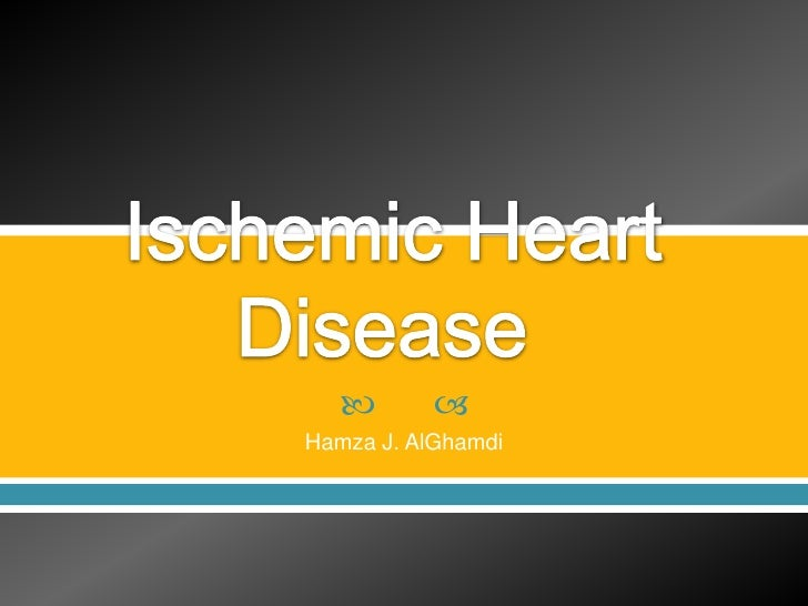 Ischemic Heart Disease Surgery