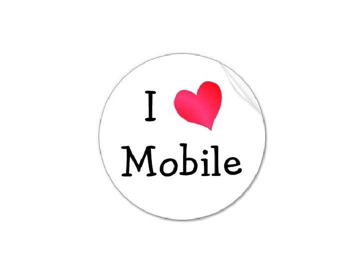 I heart mobile