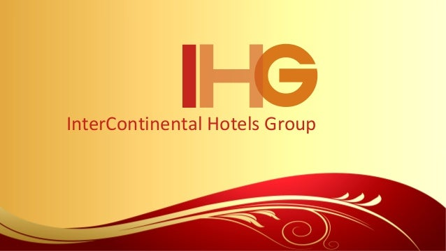 InterContinental Hotels Group GI