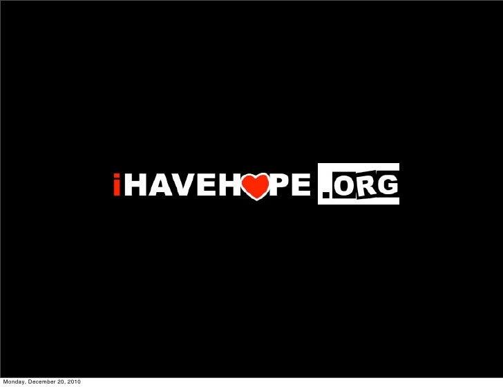 i have hope assets