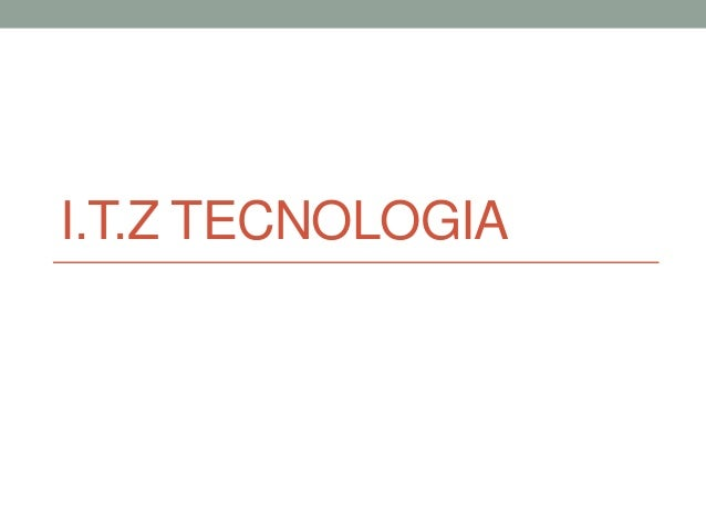 I.T.Z TECNOLOGIA