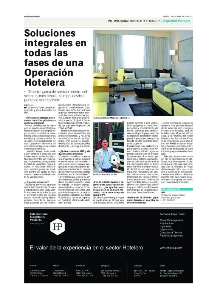 IHP | Diario de Mallorca