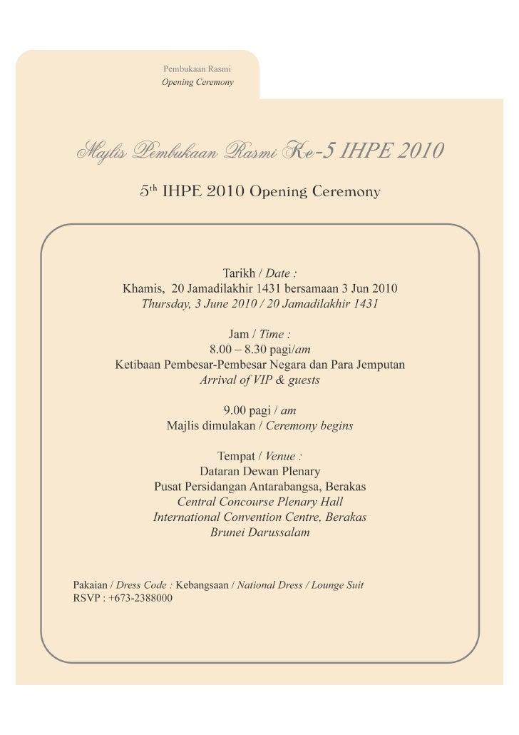 Ihpe2010 opening ceremony, 3 jun2010
