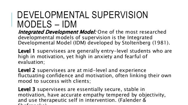IHPTP Integrated Health Psychology Clinical Supervision