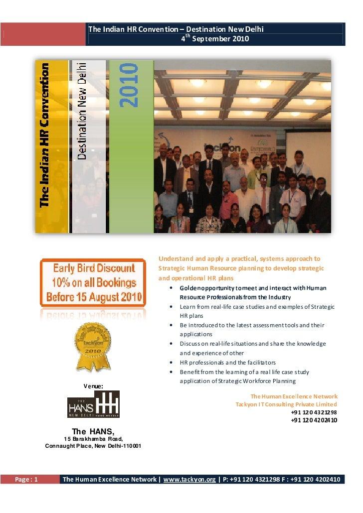Human Resource Excellence - New Delhi