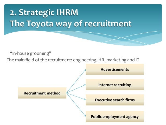selection criteria in ihrm Keywords: smes, international hrm, short-term assignments, hrm practices,   on the other hand if selection practices including selection criteria and.