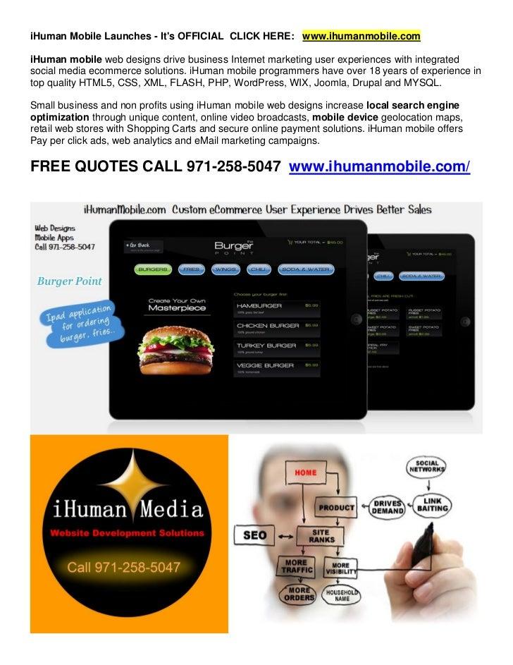 Oregon Business Mobile Internet Marketing