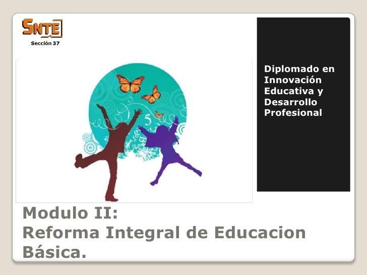 Diplomado en                        Innovación                        Educativa y                        Desarrollo       ...