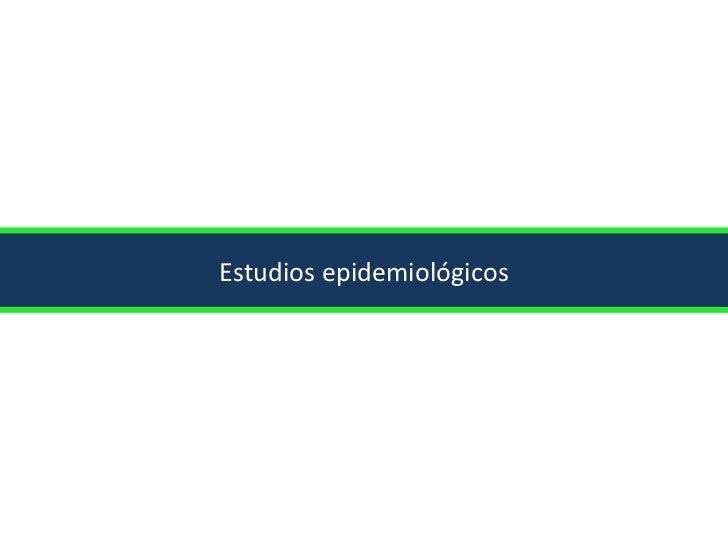Ii  epidemiologia-metodos epidemiologicos