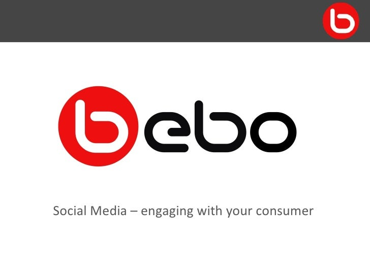 Social Media – engaging with your consumer